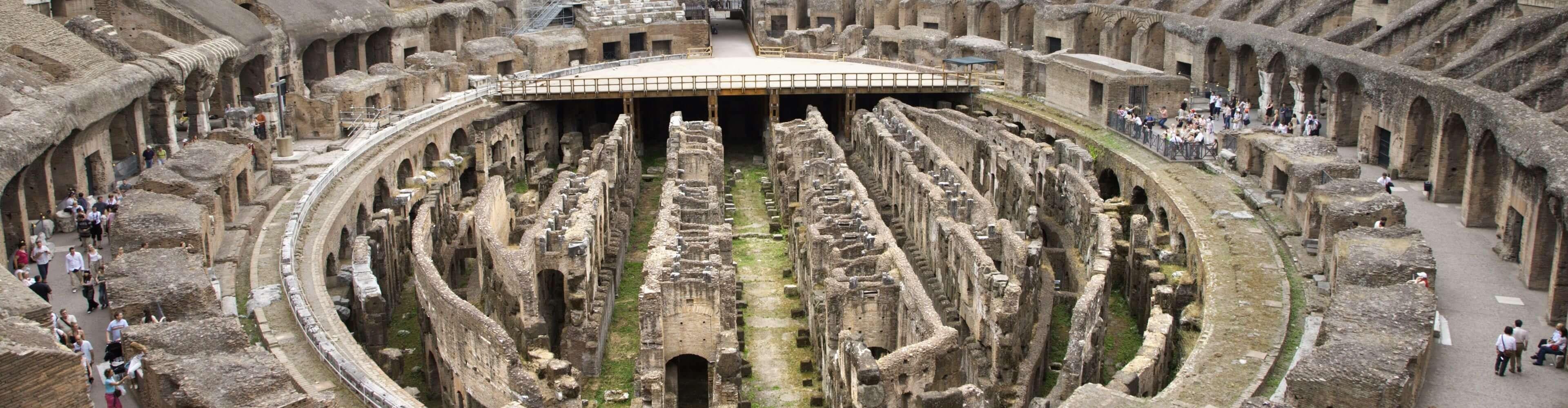 Tour búsqueda del Tesoro: Roma Antigua