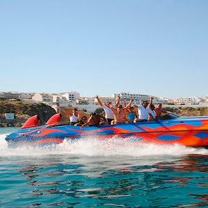 Excursión Ocean Rocket Costa Algarve