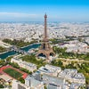 Visita Torre Eiffel última Planta