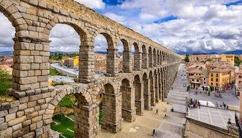 acueducto de segovia visita desde madrid