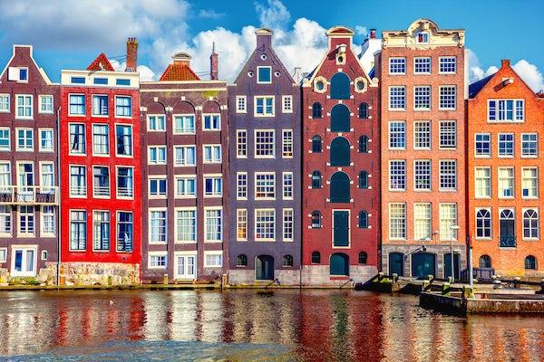 Tour a pie por Ámsterdam