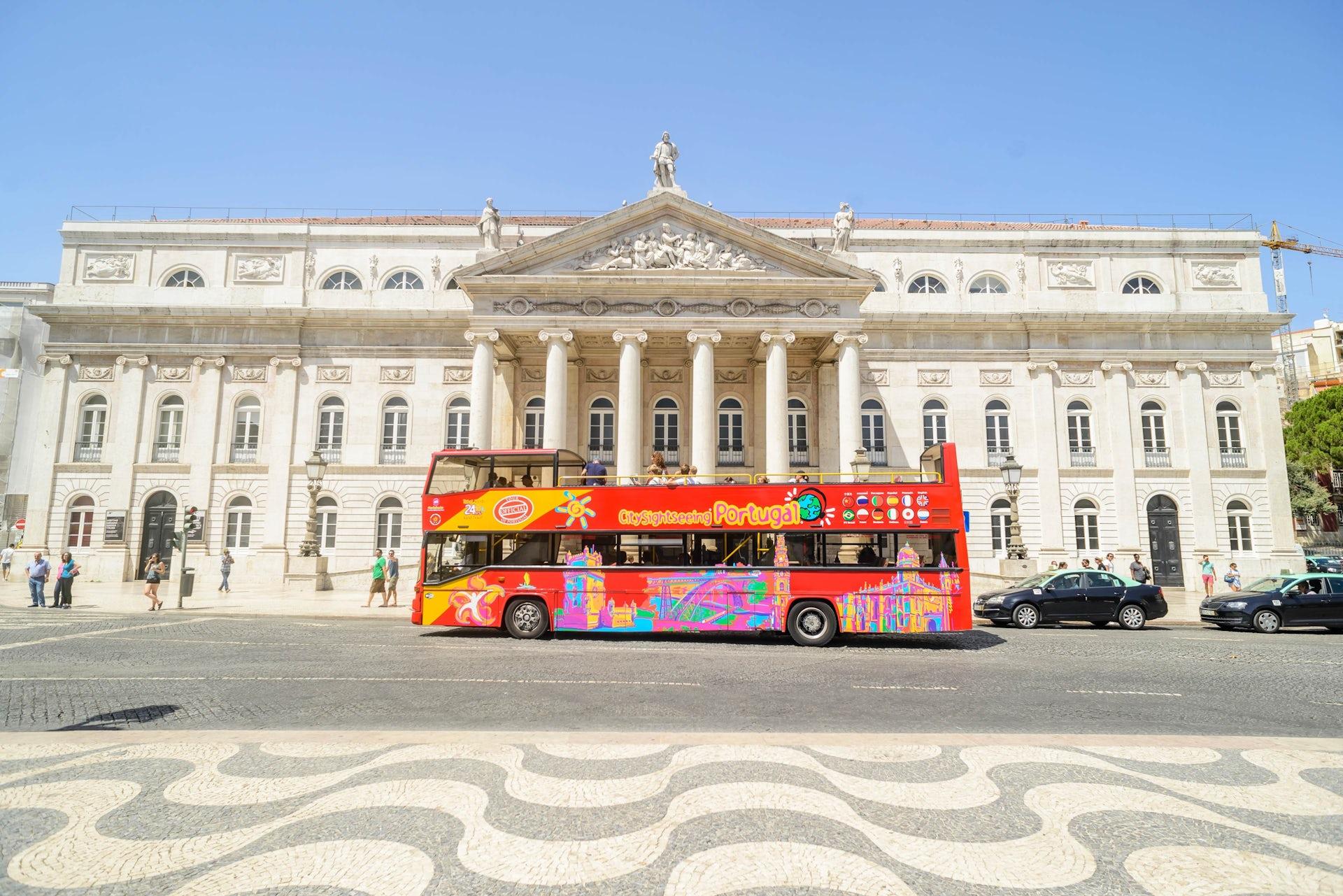 autobus turistico de lisboa
