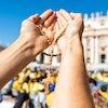Bendecion Papal Roma