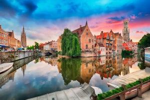 Brujas Desde Amsterdam