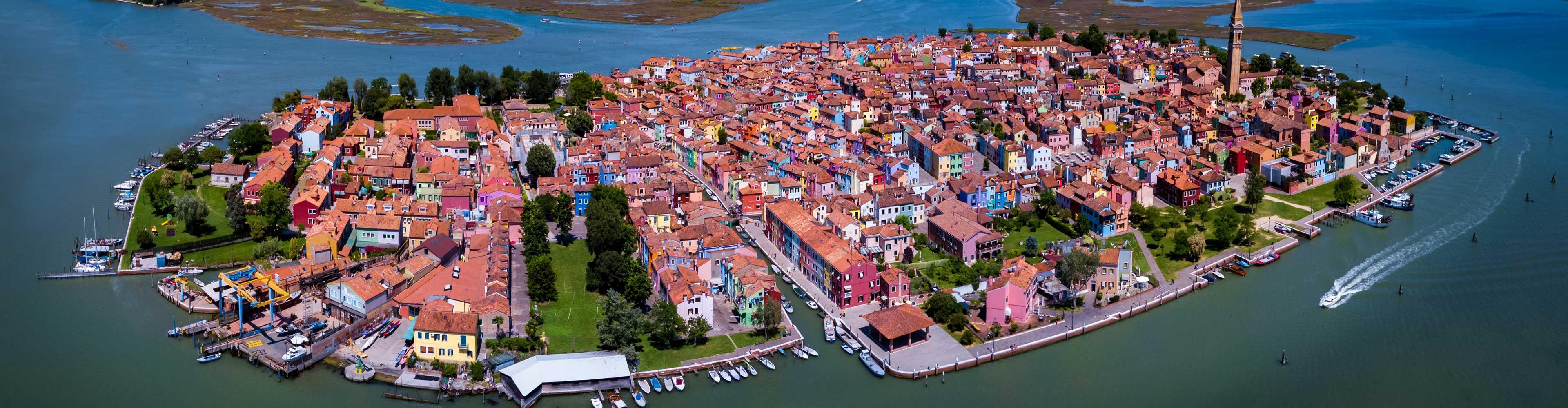 Excursión a las islas de Murano, Burano y Torcello