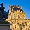 estatua louvre museo