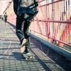 Contrastes en graffitis y arte urbano