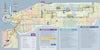 mapa autobus turistico nw