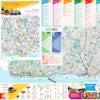 Mapa Autobus Turístico de Lisboa - Yellow Bus Tour Lisboa 1
