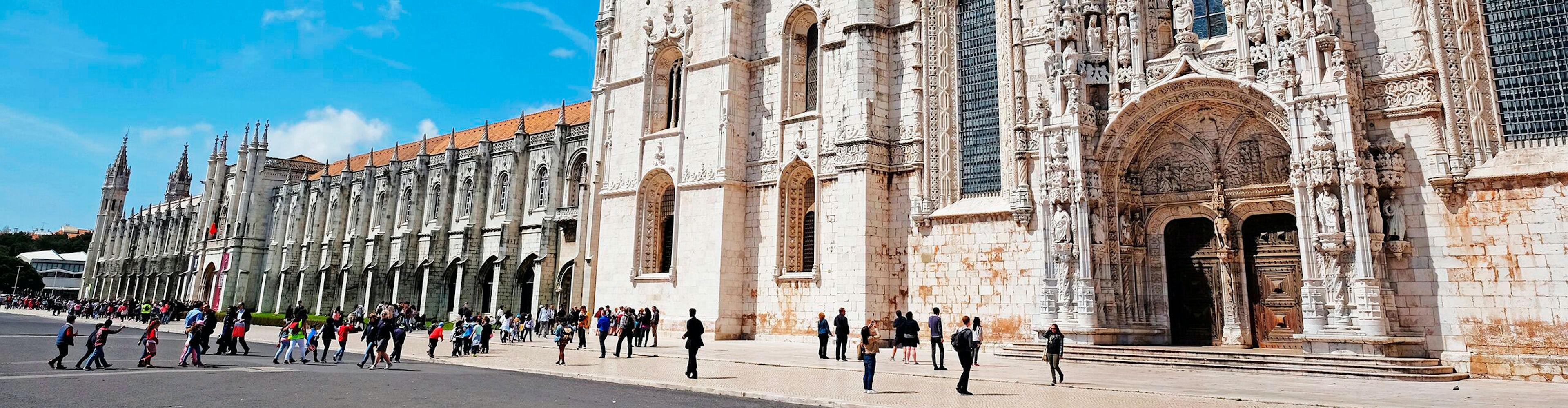 Excursión de día completo - Lisboa Total