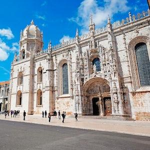 monasterio jeronimos tour vista