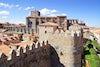 murallas avila espana madrid