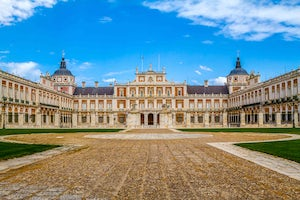 palacio aranjuez excursion