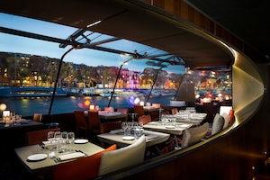 paris cena crucero