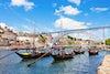Embarcaciones típicas en el Muelle