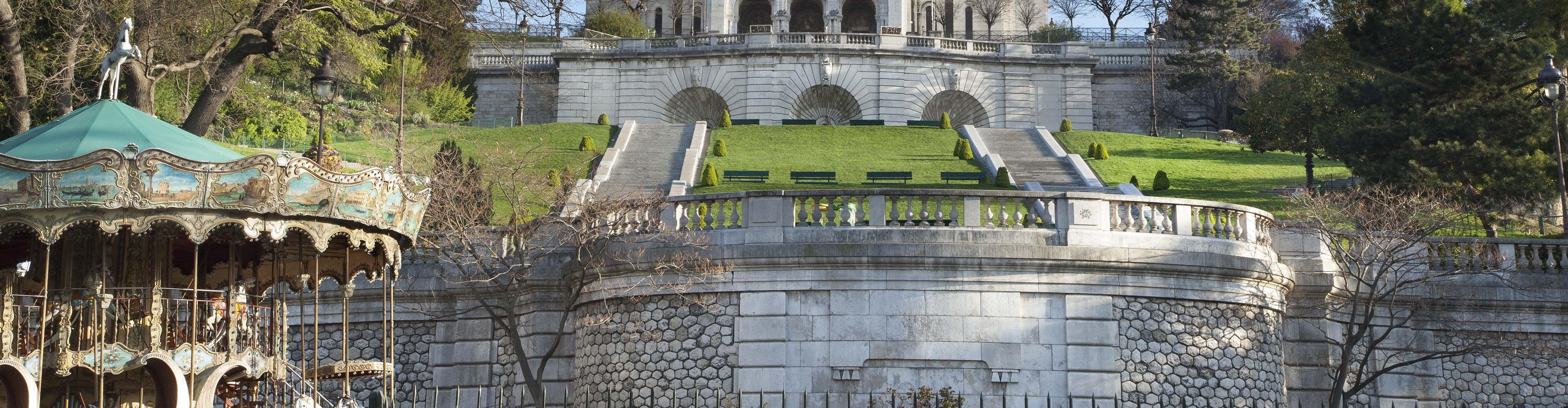 Tour a pie por Montmartre y Sacré-Coeur
