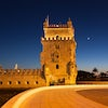 torre belem noches