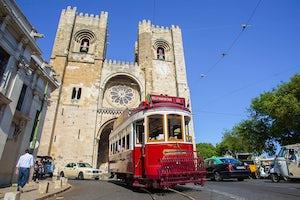 Recorrido en tranvía turístico por las colinas de Lisboa