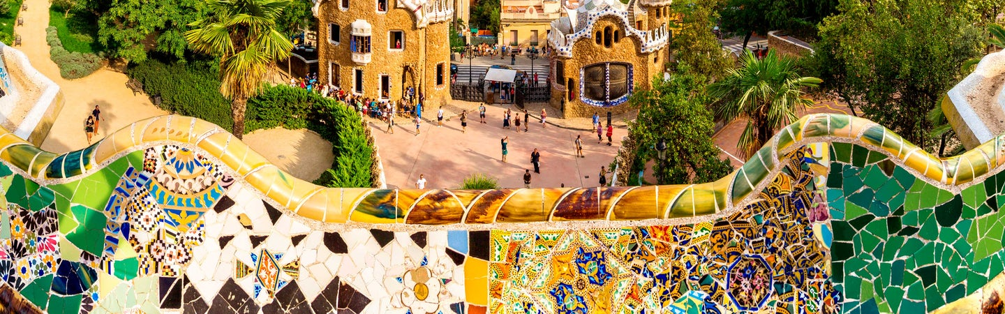 Park Güell Fast Track Entrance and Guided Tour