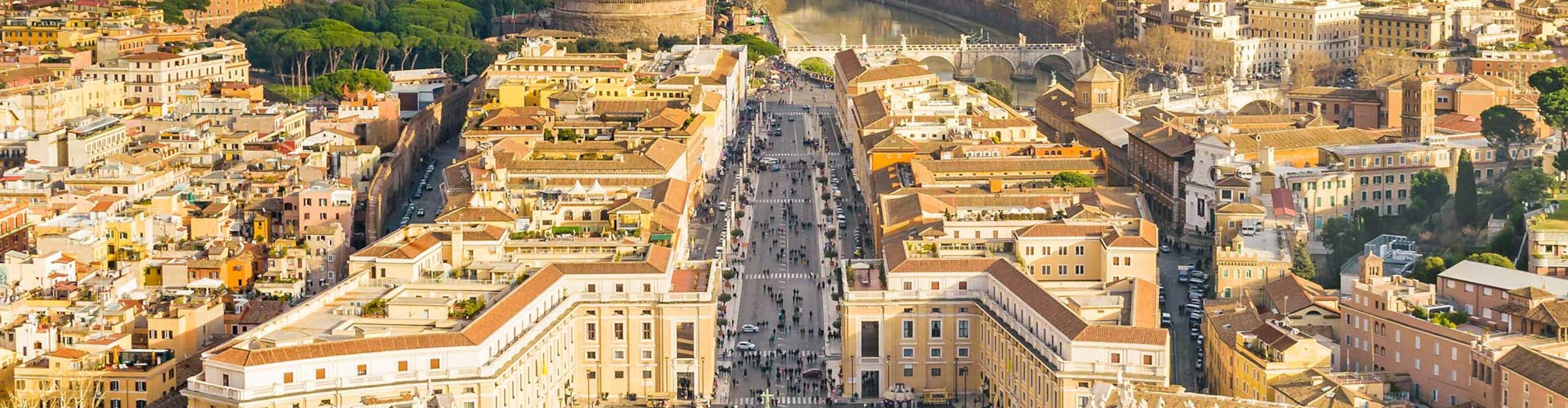 Visita guiada a Museos Vaticanos, Capilla Sixtina y Basílica de San Pedro