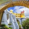 Visita Palacio Pena Sintra