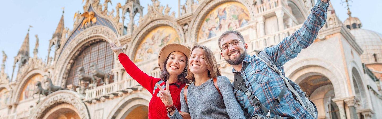 Visita guiada de Venecia a pie