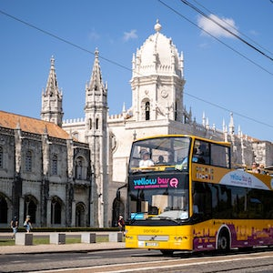 Yellow Bus Lisboa